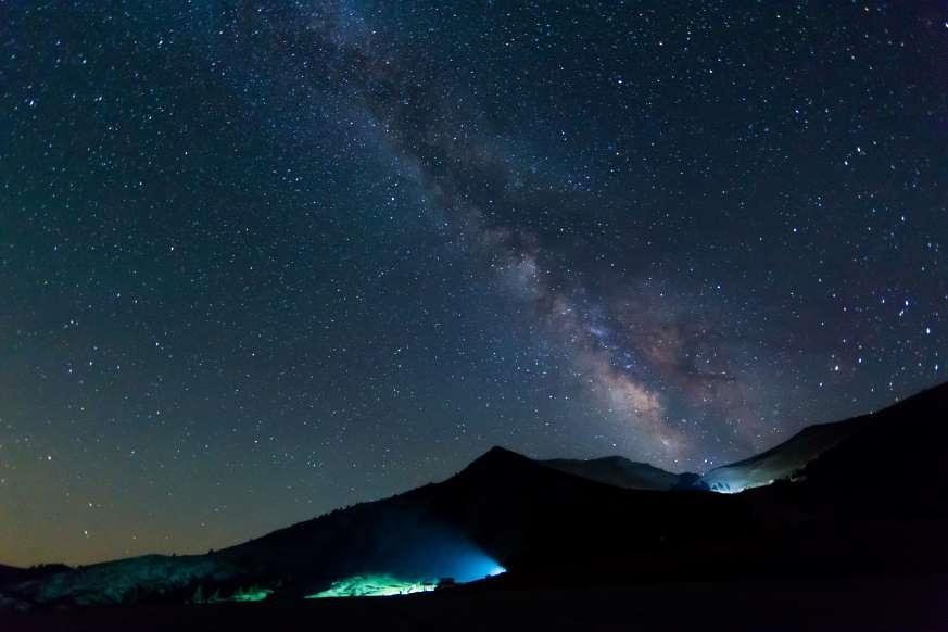 Lạc giữa Ngân Hà qua những bức ảnh trời đêm đẹp 'nghẹt thở' Ảnh 16