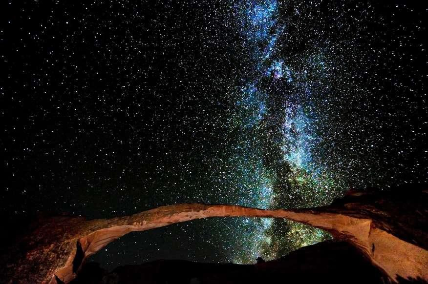 Lạc giữa Ngân Hà qua những bức ảnh trời đêm đẹp 'nghẹt thở' Ảnh 13