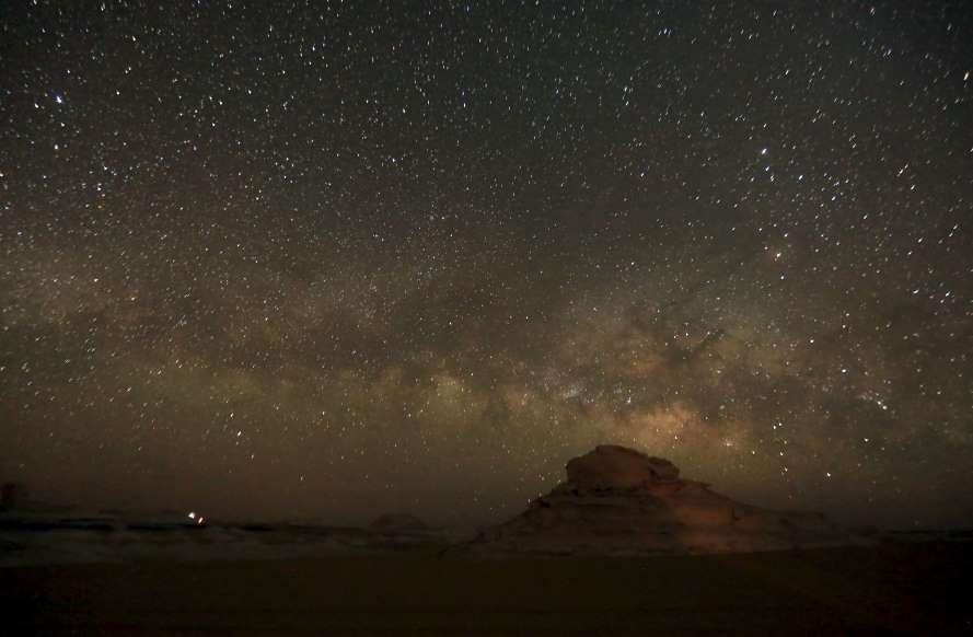 Lạc giữa Ngân Hà qua những bức ảnh trời đêm đẹp 'nghẹt thở' Ảnh 9