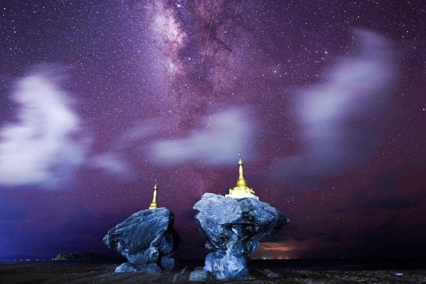 Lạc giữa Ngân Hà qua những bức ảnh trời đêm đẹp 'nghẹt thở' Ảnh 14