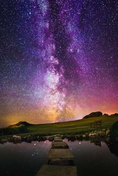 Lạc giữa Ngân Hà qua những bức ảnh trời đêm đẹp 'nghẹt thở' Ảnh 10