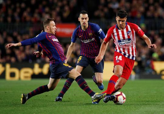 Messi được đồng đội ca tụng hết lời Ảnh 1