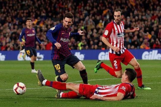 Messi được đồng đội ca tụng hết lời Ảnh 2