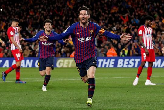 Messi được đồng đội ca tụng hết lời Ảnh 3
