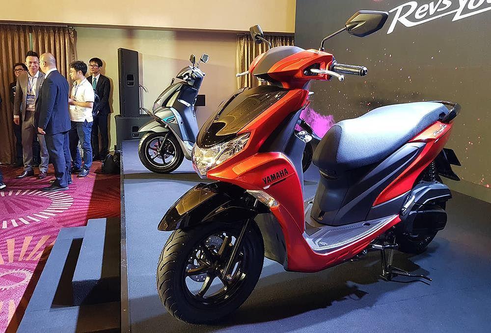 Yamaha FreeGo giá từ 33 triệu, cạnh tranh Honda Air Blade ở VN Ảnh 1
