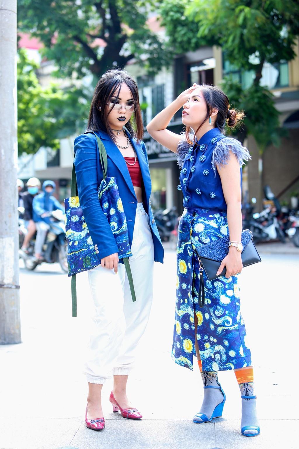 Tín đồ thời trang Sài Gòn mặc quái dị thậm chí phản cảm nhưng cũng đáng suy ngẫm Ảnh 14