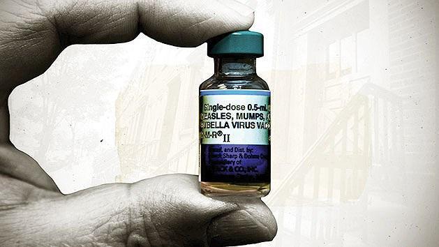 New York: Không tiêm vaccine phòng sởi bị phạt 1.000 USD Ảnh 1