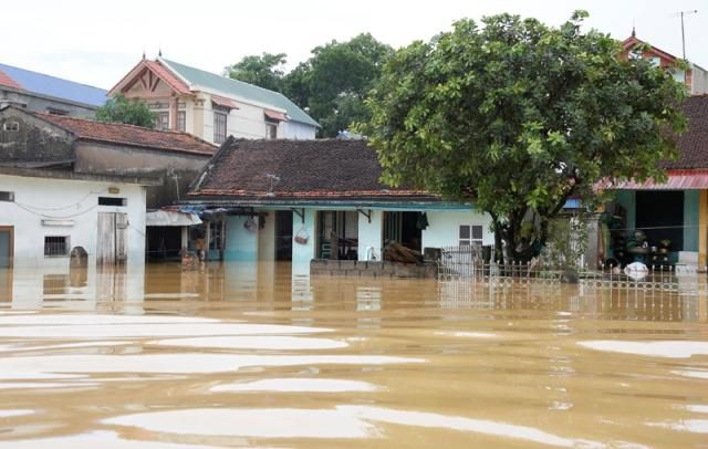 Hà Nội: Chủ động sơ tán dân khỏi vùng ảnh hưởng lũ rừng ngang Ảnh 1