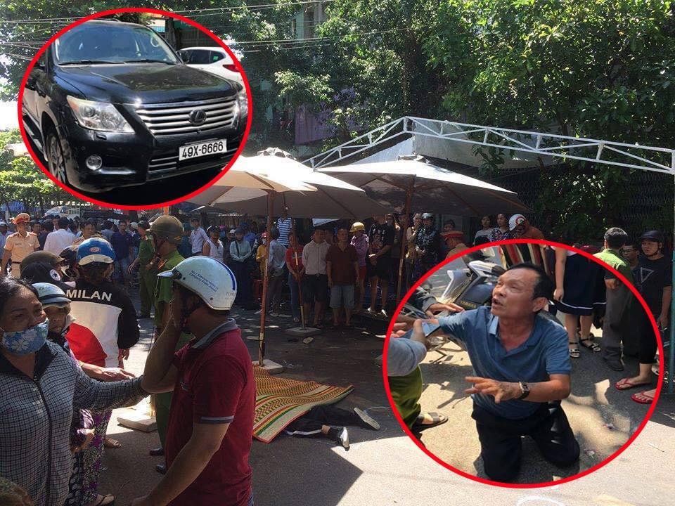 Xe Lexus tông đoàn người đưa tang ở Bình Định: Sức khỏe nạn nhân giờ ra sao? Ảnh 2