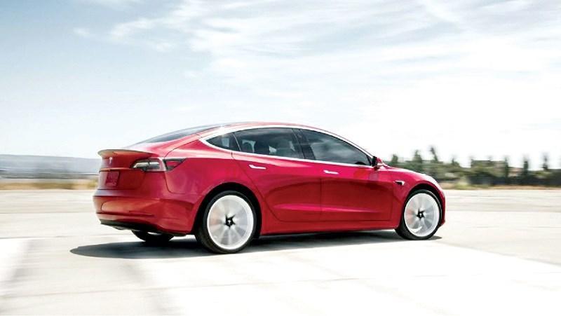 Tesla bán xe giá rẻ ở Trung Quốc Ảnh 1