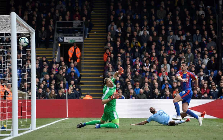 Raheem Sterling lập cú đúp, Man City thắng dễ Crystal Palace Ảnh 2