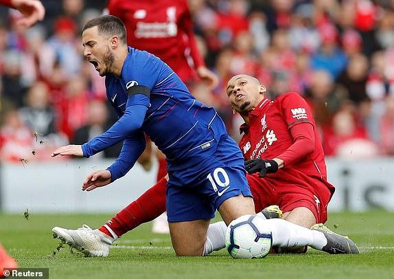 Salah ghi siêu phẩm hạ Chelsea, Liverpool quyết đua vô địch với Man City Ảnh 2