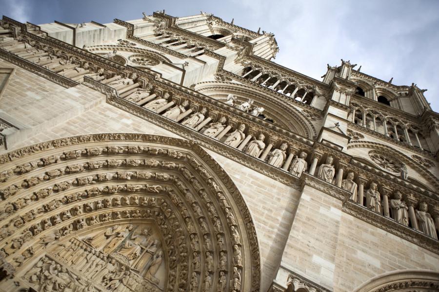 Nhà thờ Đức Bà Paris ở Pháp: 7 điều bí ẩn bạn có thể chưa biết Ảnh 1