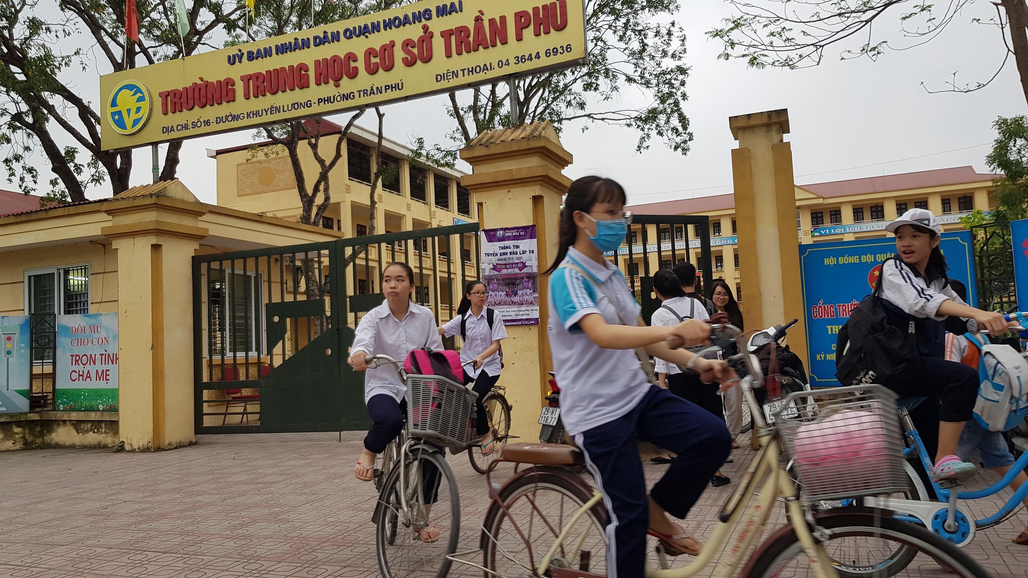 Thông tin mới vụ tố thầy giáo bị tố dâm ô 7 học sinh nam ở Hà Nội Ảnh 1
