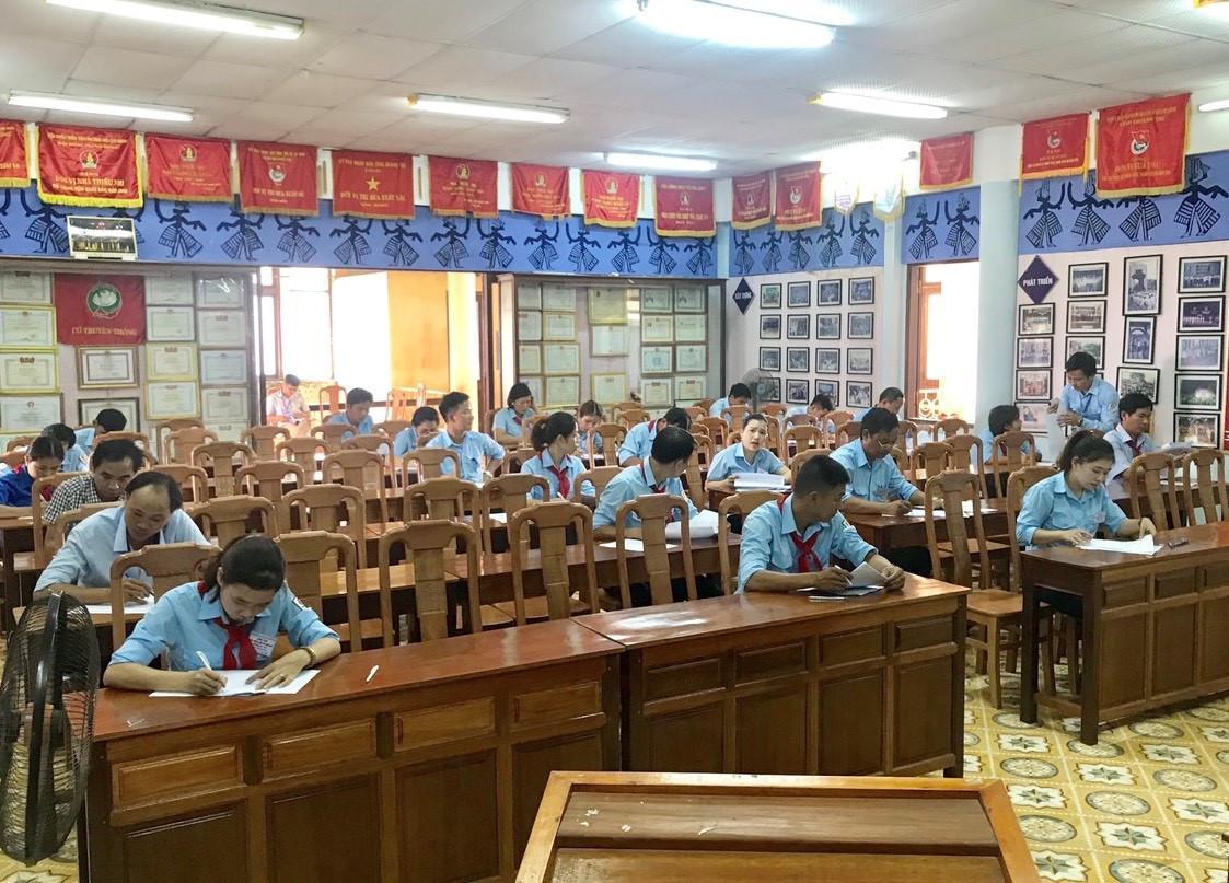 Quảng Trị: 47 giáo viên tranh tài Tổng phụ trách Đội giỏi Ảnh 1