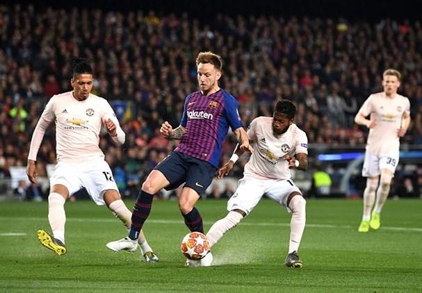 Barcelona 3 - 0 Manchester United: Sức mạnh 'người khổng lồ' Ảnh 2
