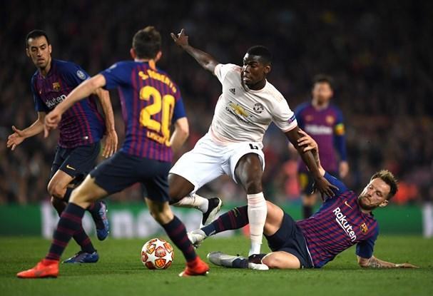 Barcelona 3 - 0 Manchester United: Sức mạnh 'người khổng lồ' Ảnh 3