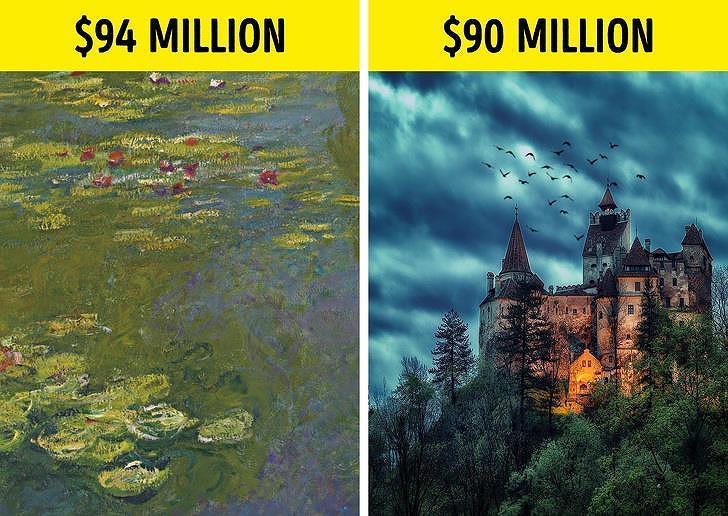 Giá trị thực sự của 10 bức tranh triệu USD nổi tiếng thế giới Ảnh 3