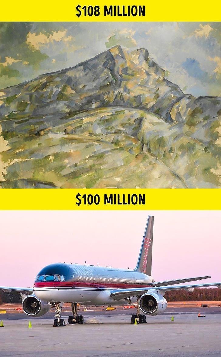 Giá trị thực sự của 10 bức tranh triệu USD nổi tiếng thế giới Ảnh 4
