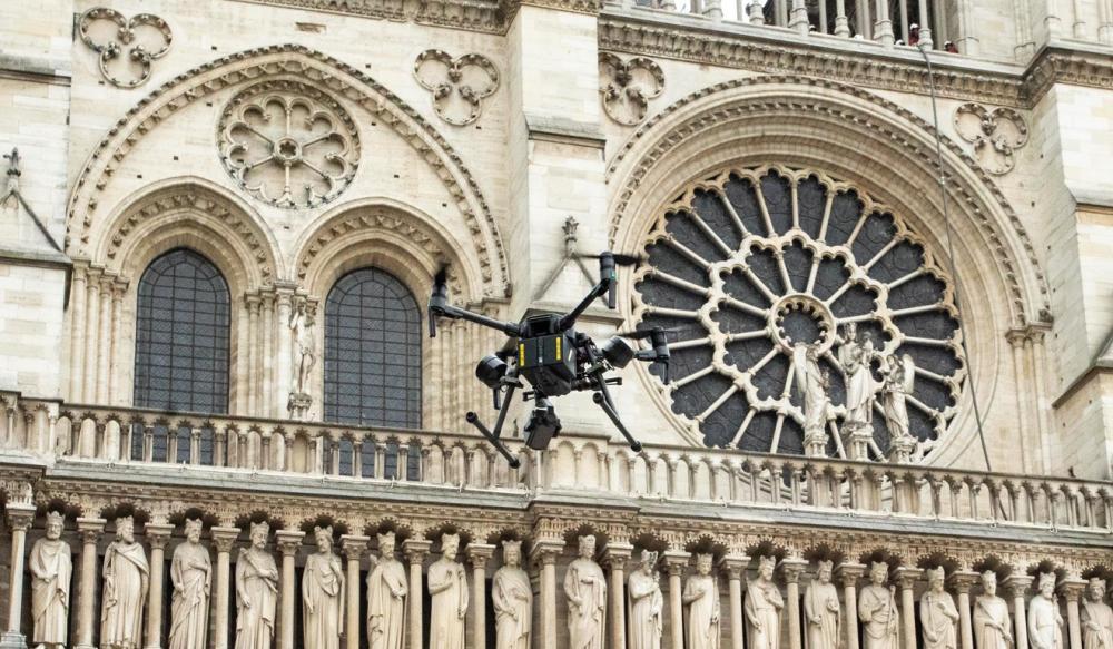 Thách thức lớn nhất khi phục dựng Nhà thờ Đức Bà Paris Ảnh 2