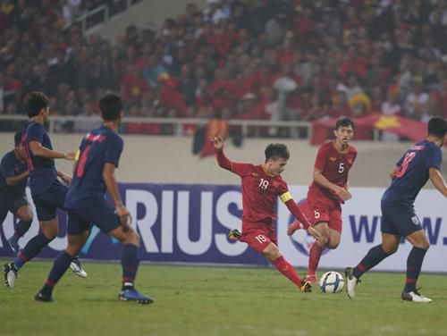 AFC trừng phạt chân sút chủ lực U.23 Thái Lan lỗi đánh nguội Đình Trọng Ảnh 3