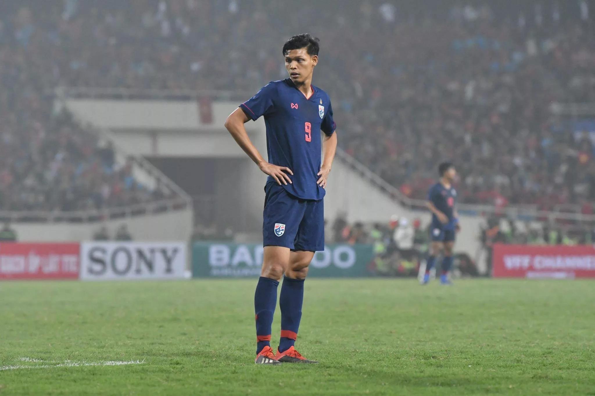 AFC trừng phạt chân sút chủ lực U.23 Thái Lan lỗi đánh nguội Đình Trọng Ảnh 1