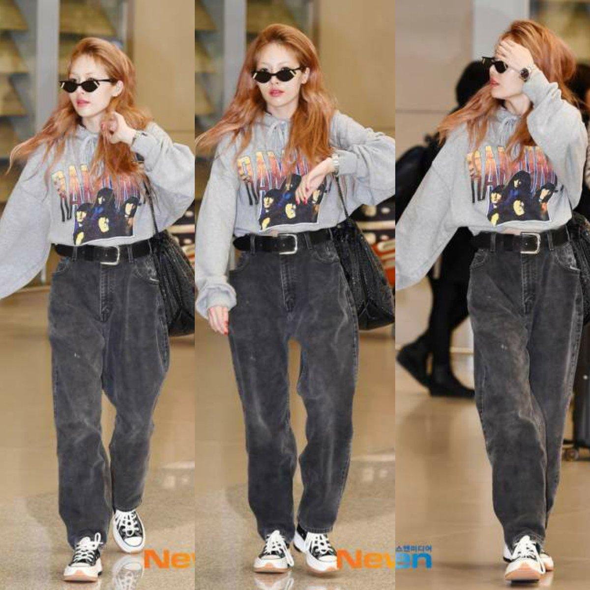 Sống sao cho vừa lòng netizen: Mặc đồ kín bưng không hở bạo Hyuna vẫn nhận gạch đá 'tưng bừng' từ cư dân mạng Ảnh 7