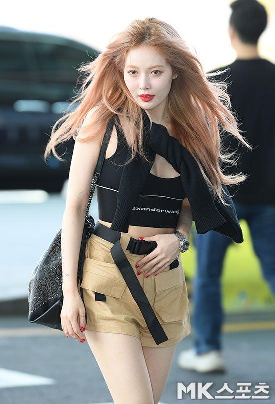 Sống sao cho vừa lòng netizen: Mặc đồ kín bưng không hở bạo Hyuna vẫn nhận gạch đá 'tưng bừng' từ cư dân mạng Ảnh 6