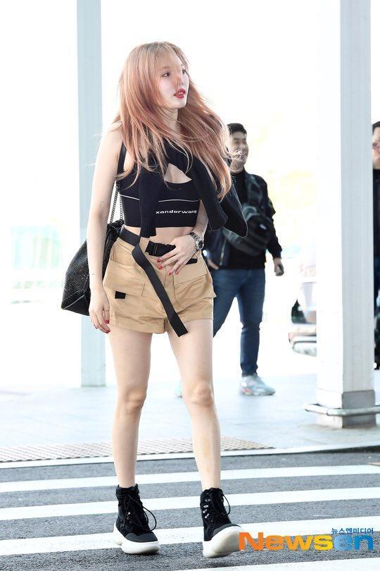 Sống sao cho vừa lòng netizen: Mặc đồ kín bưng không hở bạo Hyuna vẫn nhận gạch đá 'tưng bừng' từ cư dân mạng Ảnh 5