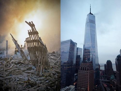 7 kiến trúc nổi tiếng thế giới đã được xây dựng lại sau khi bị khá hủy hoàn toàn Ảnh 7