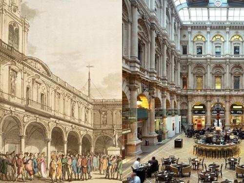 7 kiến trúc nổi tiếng thế giới đã được xây dựng lại sau khi bị khá hủy hoàn toàn Ảnh 2