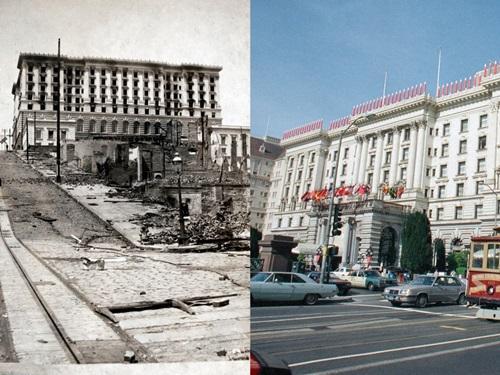 7 kiến trúc nổi tiếng thế giới đã được xây dựng lại sau khi bị khá hủy hoàn toàn Ảnh 3