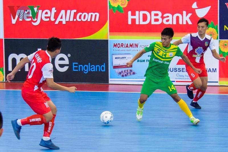 VCK giải futsal HDBank VĐQG 2019: 2 thái cực của 2 đội bóng Khánh Hòa Ảnh 1
