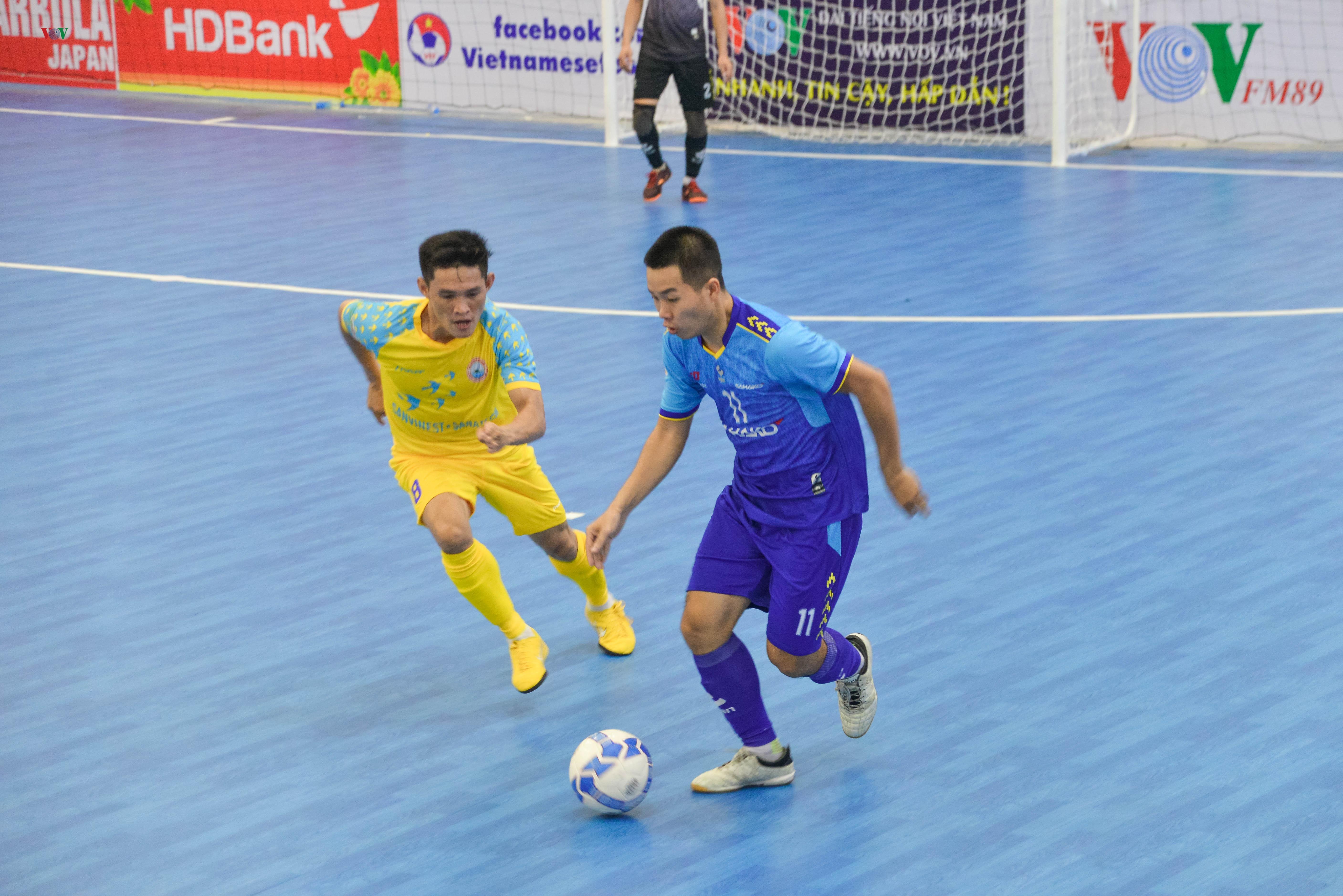 VCK giải futsal HDBank VĐQG 2019: 2 thái cực của 2 đội bóng Khánh Hòa Ảnh 3