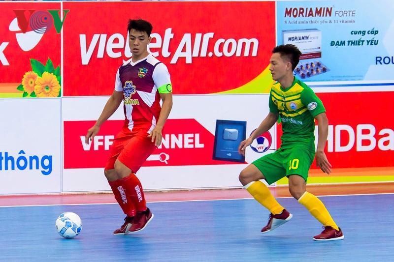 VCK giải futsal HDBank VĐQG 2019: 2 thái cực của 2 đội bóng Khánh Hòa Ảnh 2
