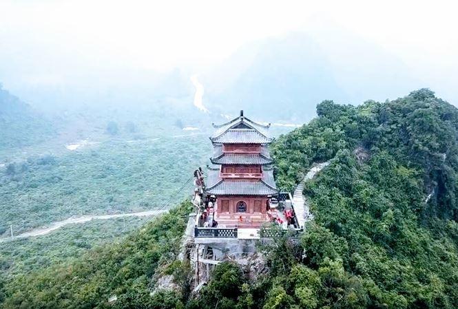 Chùa Tam Chúc - nơi diễn ra đại lễ Vesak 2019 Ảnh 3