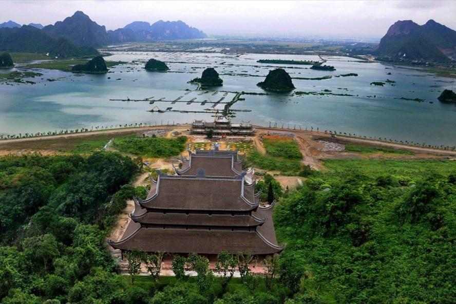 Chùa Tam Chúc - nơi diễn ra đại lễ Vesak 2019 Ảnh 2