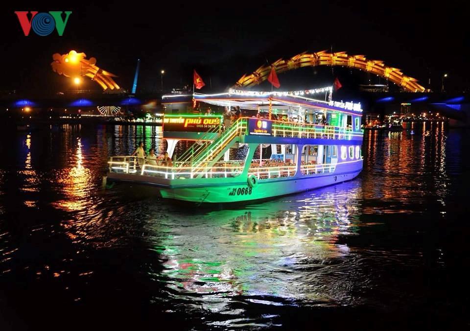 Đà Nẵng hướng đến phát triển các dịch vụ du lịch đường sông Ảnh 1