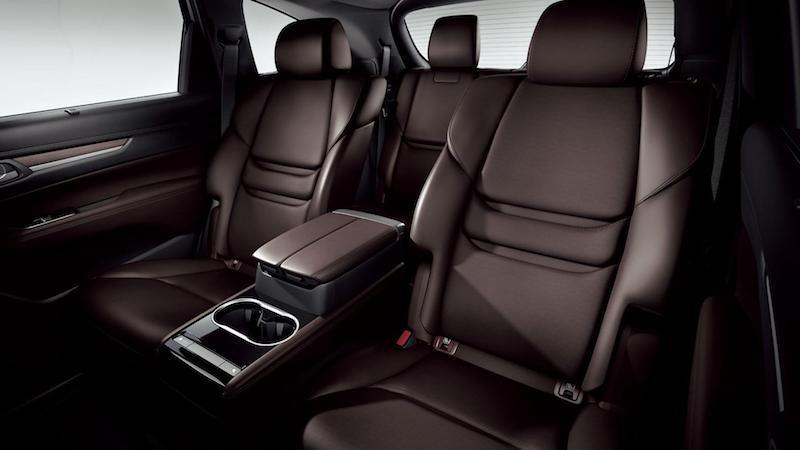 Bất ngờ với thông số kỹ thuật của Mazda CX-8, SUV 7 chỗ sắp bán tại Việt Nam Ảnh 6