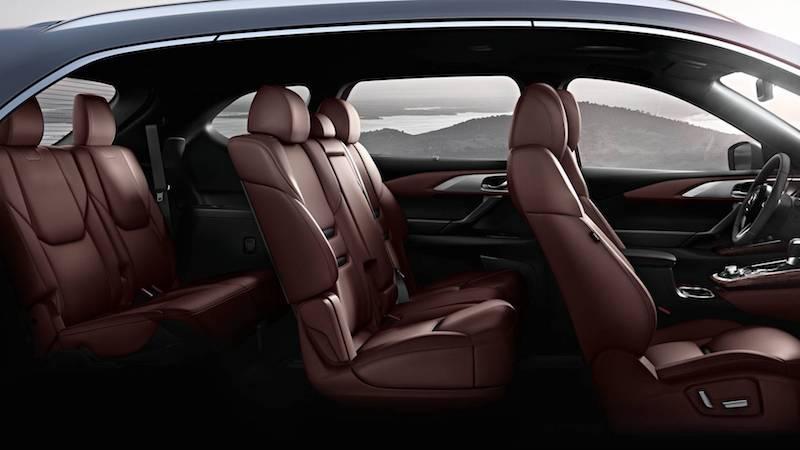 Bất ngờ với thông số kỹ thuật của Mazda CX-8, SUV 7 chỗ sắp bán tại Việt Nam Ảnh 7