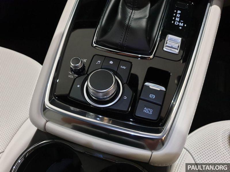 Bất ngờ với thông số kỹ thuật của Mazda CX-8, SUV 7 chỗ sắp bán tại Việt Nam Ảnh 5