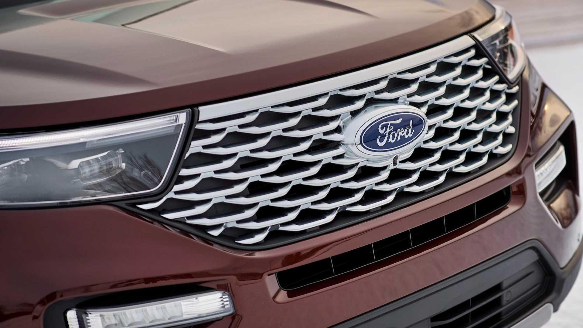 Ford Explorer 2020 chốt giá, đắt nhất 64.610 USD Ảnh 4