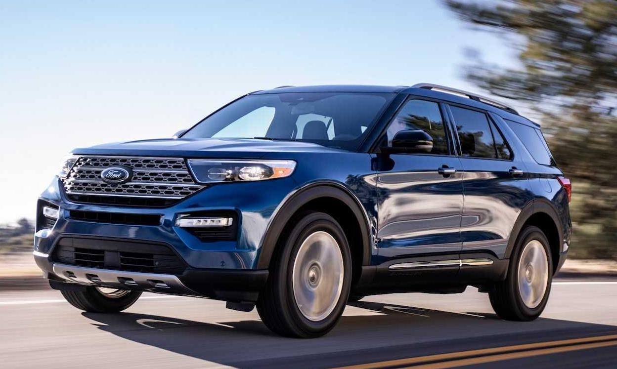 Ford Explorer 2020 chốt giá, đắt nhất 64.610 USD Ảnh 1