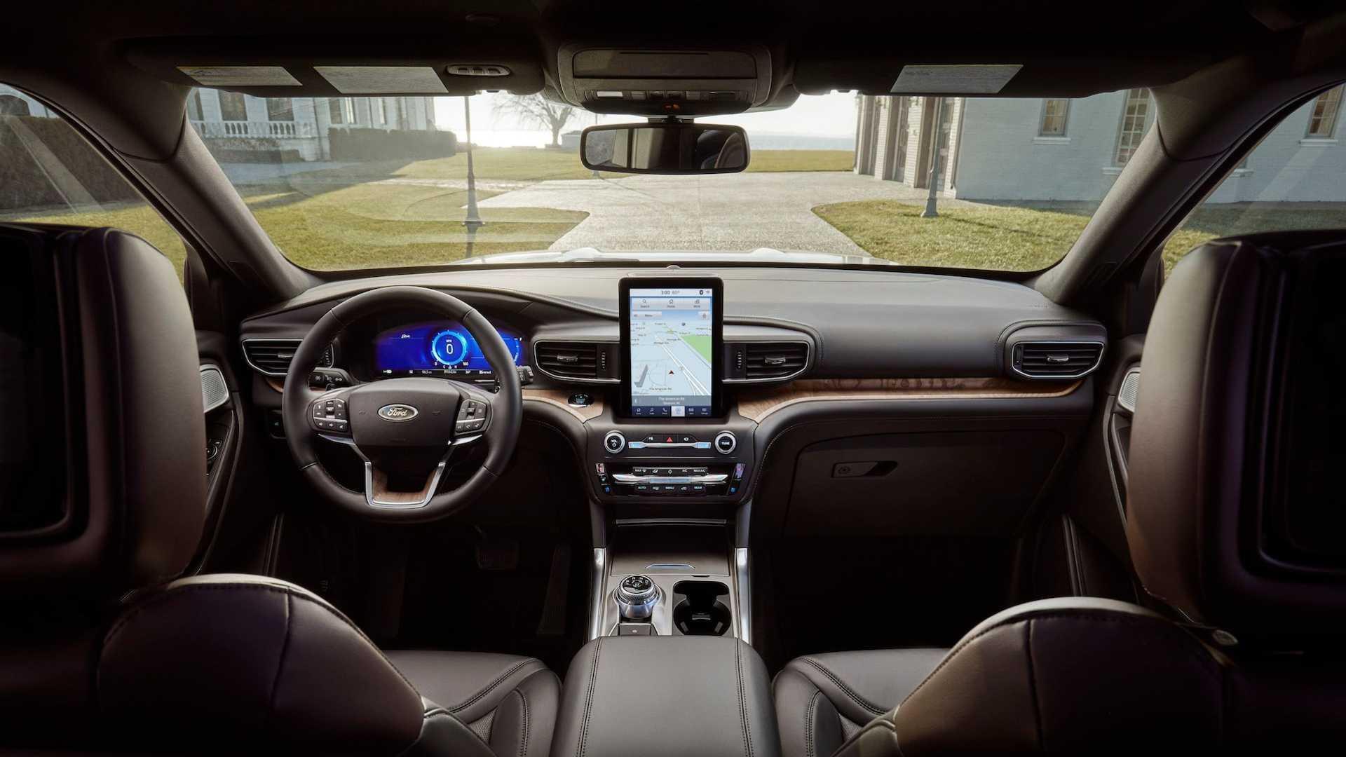 Ford Explorer 2020 chốt giá, đắt nhất 64.610 USD Ảnh 6