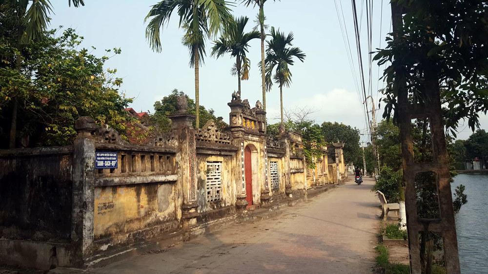 Điều đặc biệt ở ngôi làng có những nhà cổ 'bằng 3 nhà mặt phố' Ảnh 3