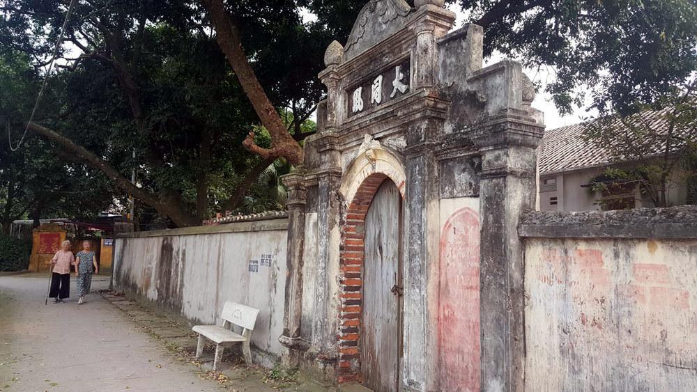 Điều đặc biệt ở ngôi làng có những nhà cổ 'bằng 3 nhà mặt phố' Ảnh 4