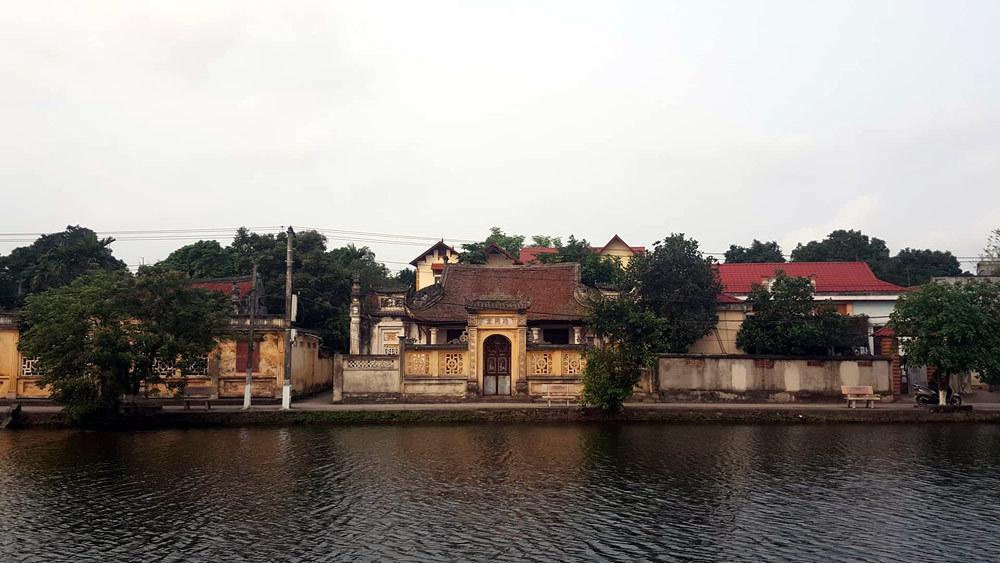 Điều đặc biệt ở ngôi làng có những nhà cổ 'bằng 3 nhà mặt phố' Ảnh 2