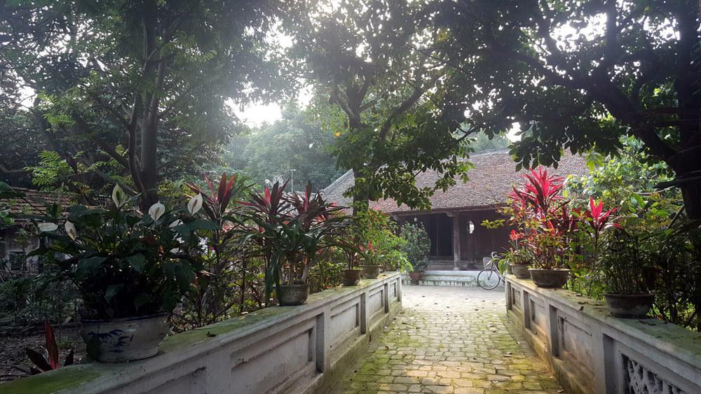 Điều đặc biệt ở ngôi làng có những nhà cổ 'bằng 3 nhà mặt phố' Ảnh 7