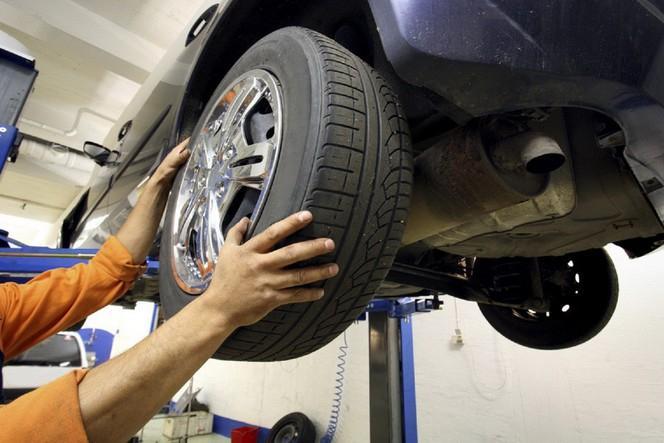 Vì sao cần đảo lốp xe ô tô? Ảnh 2