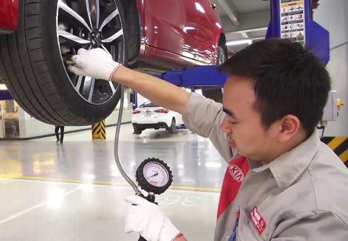 Vì sao cần đảo lốp xe ô tô? Ảnh 3